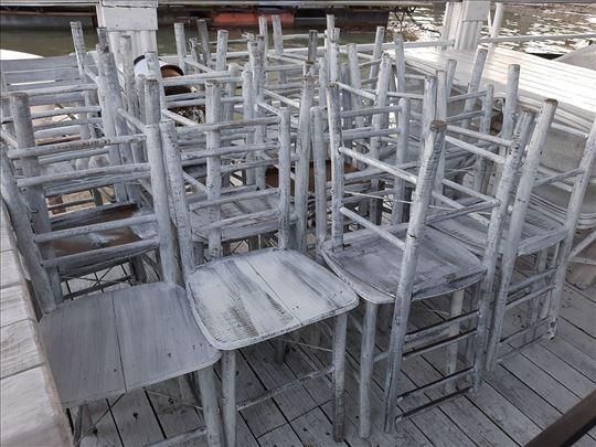 Stolice i stolovi za restoran,fast food ili kafić