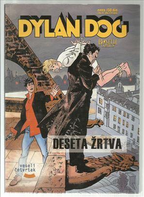 Dylan Dog VČ 10 Deseta žrtva