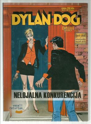 Dylan Dog VČ 11 Nelojalna konkurencija