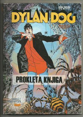 Dylan Dog VČ 7 Prokleta knjiga (2 komada)