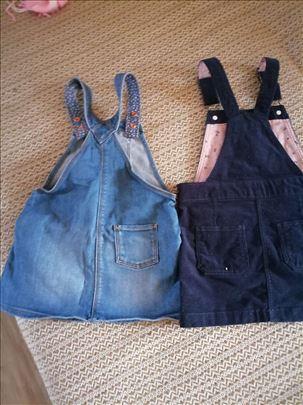 Suknjice za devojčicu