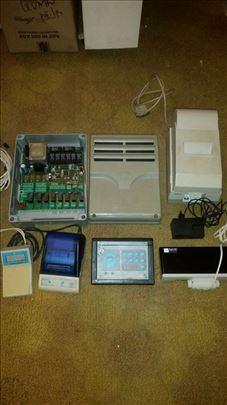 CAME PS, elektronika za rampu i parking