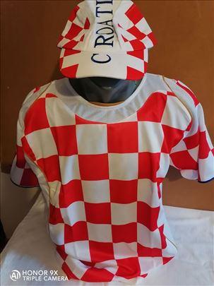 Kroacia dres i kapa NOVO