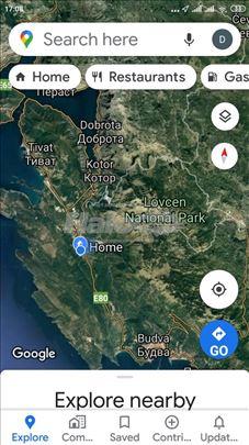 Kotor,Radanovici,kuca na idealnoj lokaciji