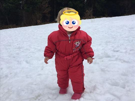 Skafander za dete od 12- 18 meseci