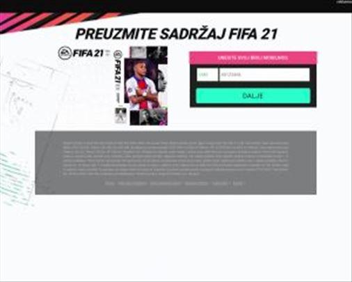 FIFA 21 - Novi sadržaj, uputstva i saveti za igru.