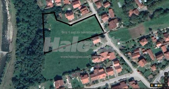 Prodajem plac na Beranovcu, Kraljevo