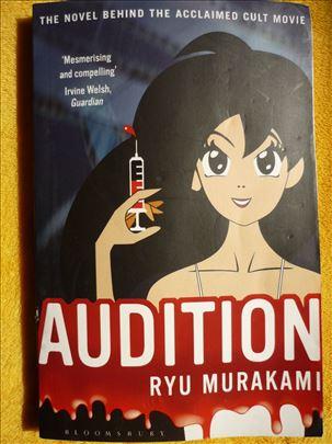 Audition, Ryu Murakami