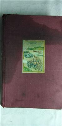 Knjiga:Du und der Motor(Ти и мотор)popravka motora