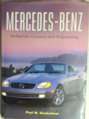 Knjiga:Mercedes Benz(1998) 32x23 cm. 80 str.engl.9
