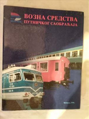 Knjiga:Vozna sredstva putnickog saobracaja ŽTP-a