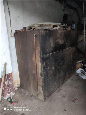 Metalna cisterna za gorivo