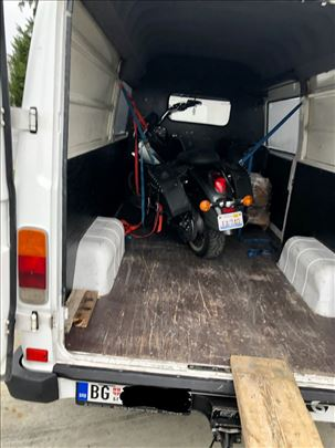 Prevoz skutera-motocikala-motora