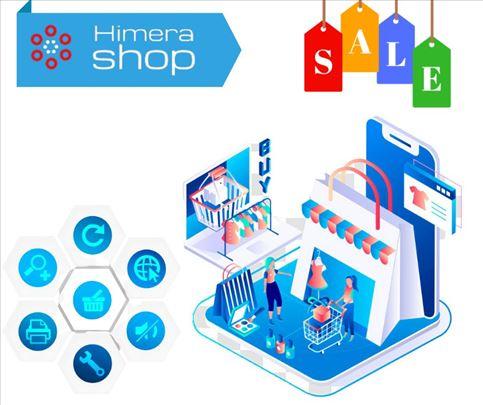 WebShop na prodaju