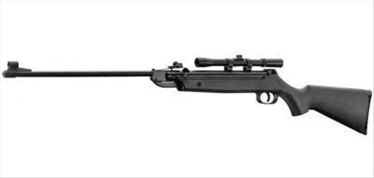 Vazdušna puška i optika