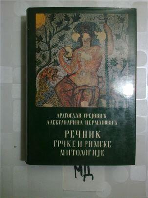 Rečnik grčke i rimske mitologije
