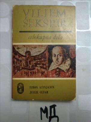 Vilijem Šekspir - Timon Atinjanin - Julije Cezar