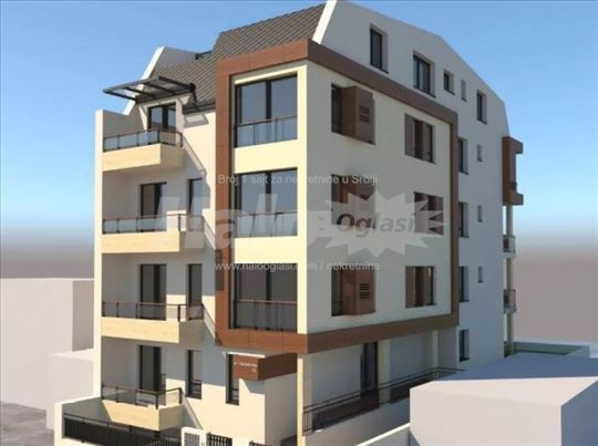 Direktna prodaja stanova-Gradska bolnica, 46m2