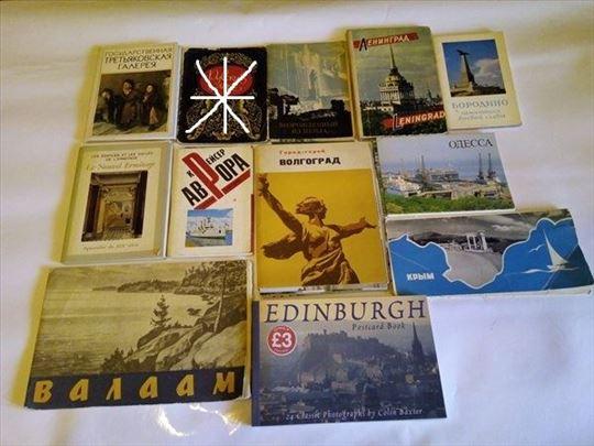 Ruske razglednice stare veliki lot
