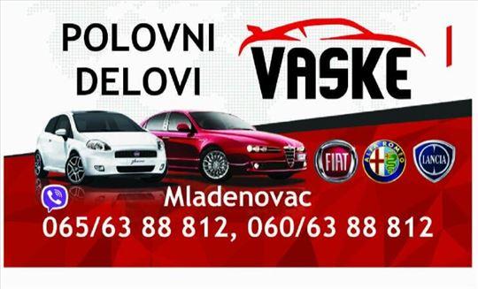 Fiat Fiorino 1.4benzin Delovi