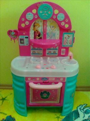 Kuhinja Frozen za devojcicu