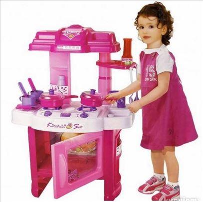 Velika kuhinjica za devojcice