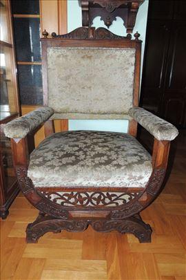 Fotelja CEZAR-19 vek-AUSTROUGARSKA