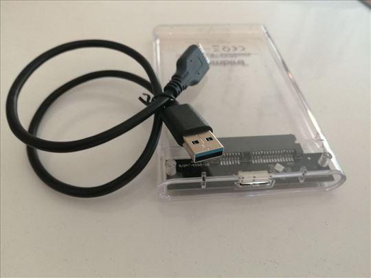 Gembird Fioka za HDD 2.5 SATA USB 3.0