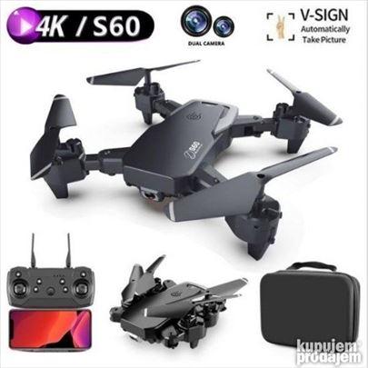 Dron S60 WiFi sa kamerom kvadkopter