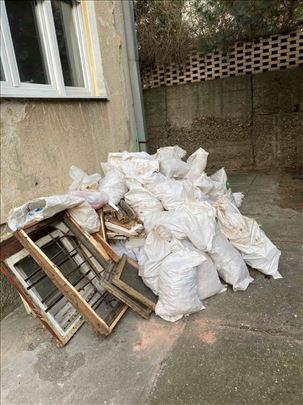 Izbacivanje šuta i pražnjenje stanova 00-24