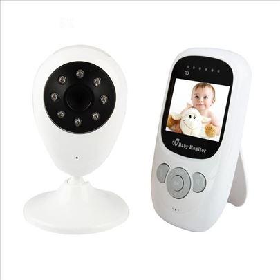 Bežični digitalni bebi video monitor WIFI HD
