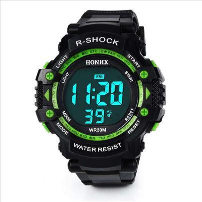 RShock Originalni modni sportski LED digitalni Sat