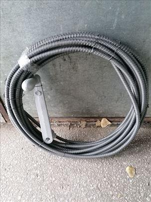 Sajla za kanalicacuju od 15 metra debljine 12 mm