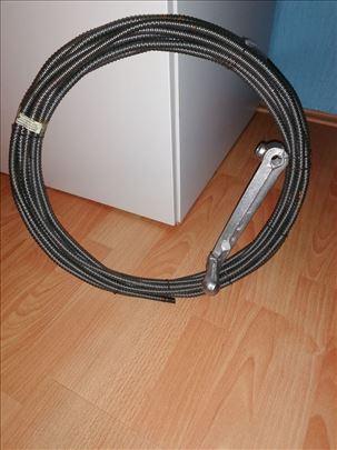 Sajla za otpusavanje od 12 metra debljine sajle 10