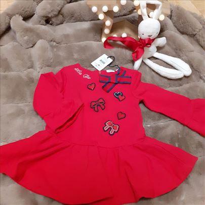 Blukids haljina, nova sa etiketom Velicina 12-18me