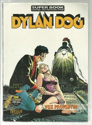 Dylan Dog VČ SB 20 Voz prokletih (celofan)