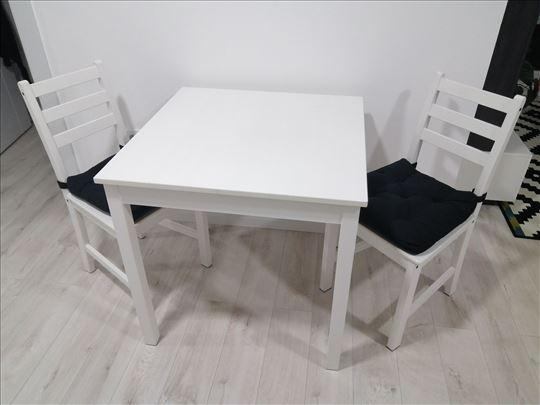 Ikea Barsta trpezarijski set