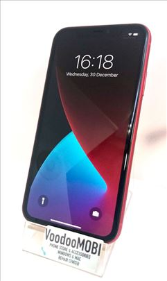 iPhone 11 Product Red Simfree 10/10 mint kao nov