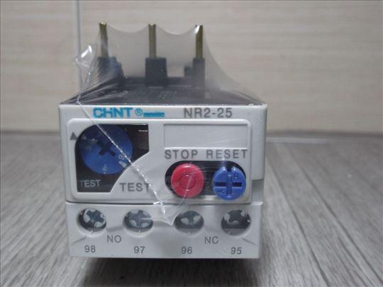 Bimetalna zaštita CHNT NR2-25 !