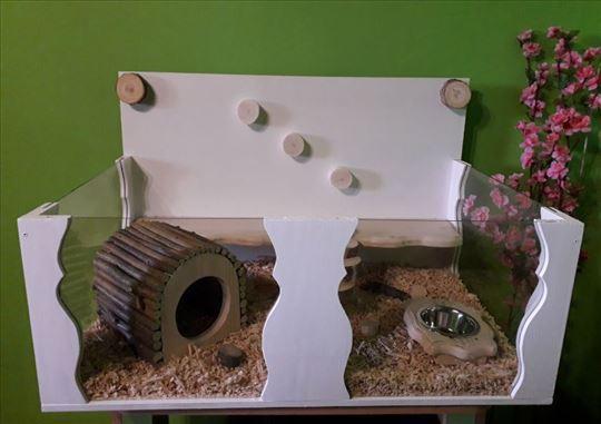 Kavez za ježa, morsko prase, hrčka
