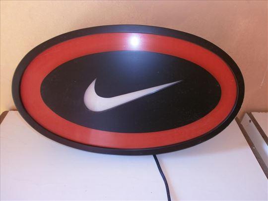 Nike reklama neon