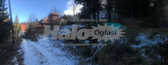 Kopaonik Plac 3 Ara Centralni Deo Naselja Treska