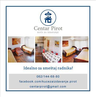Kuće za izdavanje - Pirot