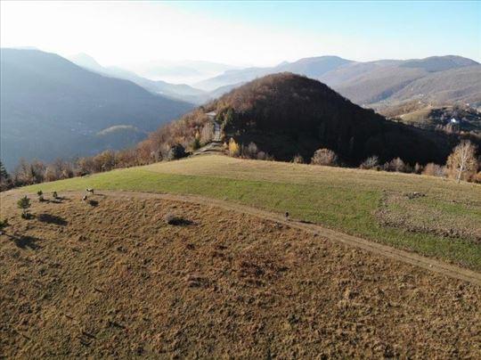 Prodaje se zemljište, 1ha, Zlatar, Nova Varoš