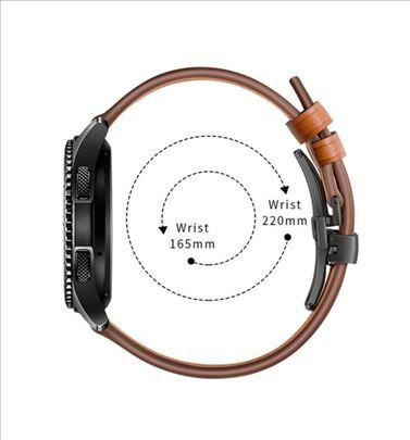 Samsung Galaxy Watch 3 kožna narukvica kaiš