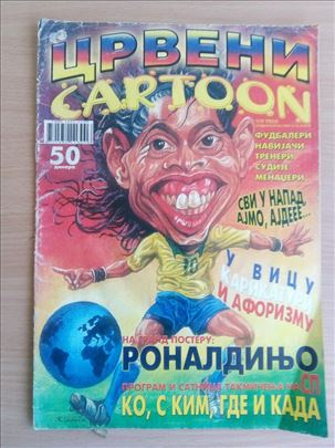 Crveni Cartoon