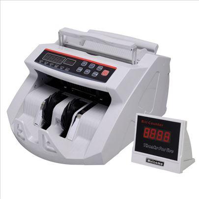Mašina za brojanje novca sa dva LCD ekrana