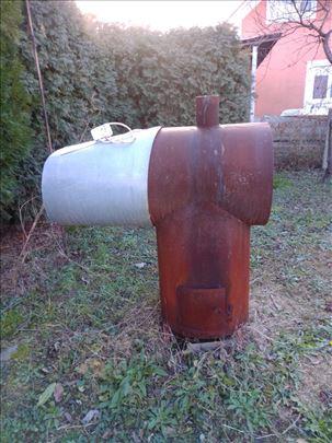 Peć za grejanje plastenika