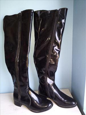 zenske cizme iznad kolena, NOVO