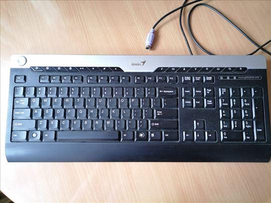 Genius žična tastatura